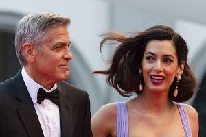 George Clooney i Amal Clooney na Festiwalu Filmowym w Wenecji