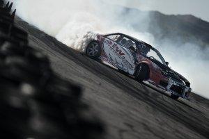 Inter Cars Motor Show | Bicie rekordu Guinnessa w paleniu gumy