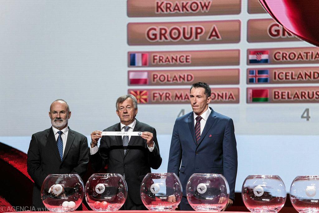ICE Kraków: losowanie grup ME w piłce ręcznej
