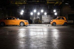 Wideo | Smart Fortwo vs Mercedes Klasy S