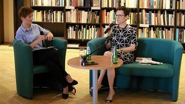 Akademia Opowieści w Książnicy Pomorskiej. Paula Skalnicka-Kirpsza i Inga Iwasiów