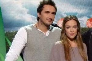 Sebastian Karpiel-Bu�ecka, Alicja Bachleda-Curu�.