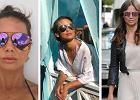 Kinga Rusin uwielbia okulary przeciwsłoneczne! Znaleźliśmy modele znanych marek niemal identyczne do tych, które nosi dziennikarka