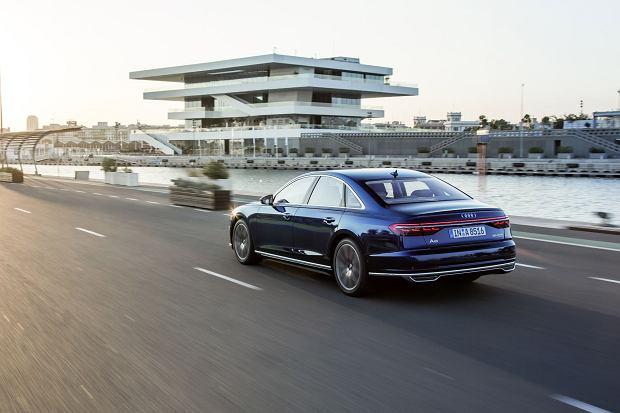 Audi szykuje hybrydową ofensywę w Genewie - Q5, A6, A7 i A8 od marca w wersji plug-in