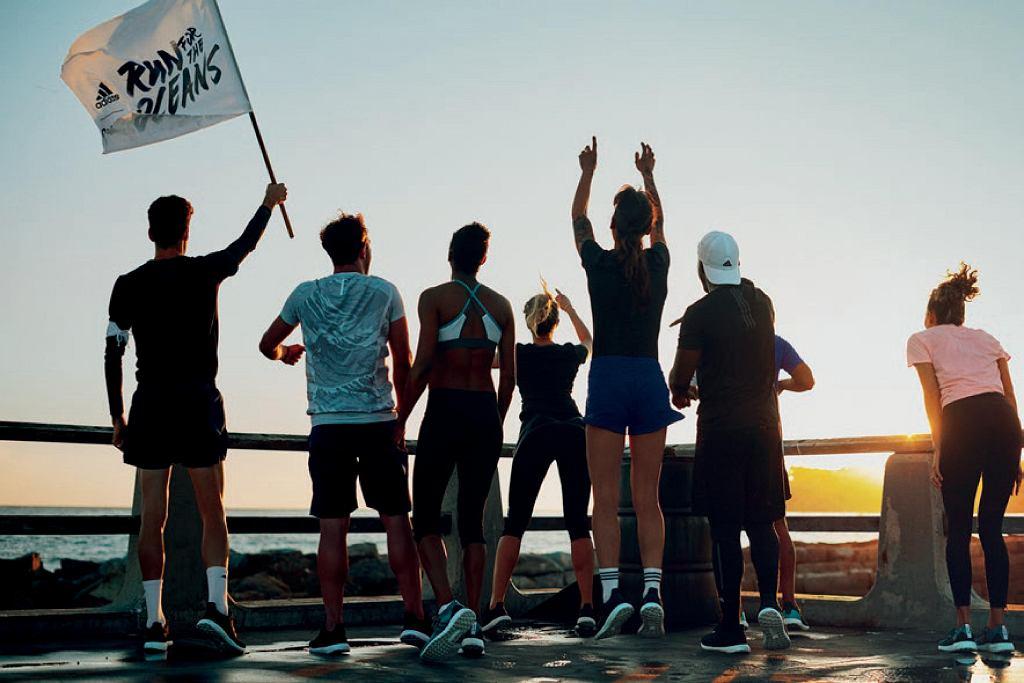 Run For The Oceans adidas x Parley walczą z zanieczyszczaniem wód oceanicznych plastikiem!