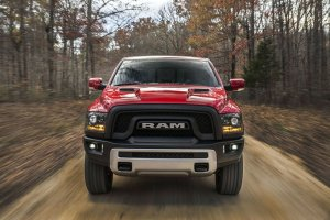 Salon Detroit 2015 |  Ram Rebel 1500 | Chc� by� gro�ny