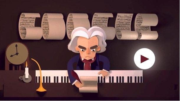 Nowy Google Doodle