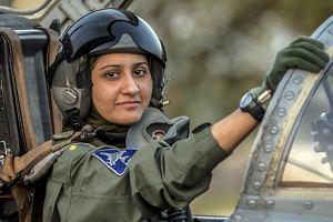 Ma 26 lat i piwne oczy: kobieta pilotuje myśliwce w pakistańskiej armii
