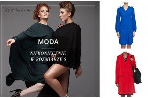 Moda nie tylko w rozmiarze S od Mostrami.pl