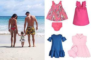 Kolaż, sukienki dla dziewczynek/Materiały partnera/www.instagram.com/_rl9/