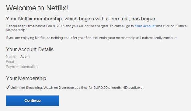 Netflix - jak założyć konto? Poradnik