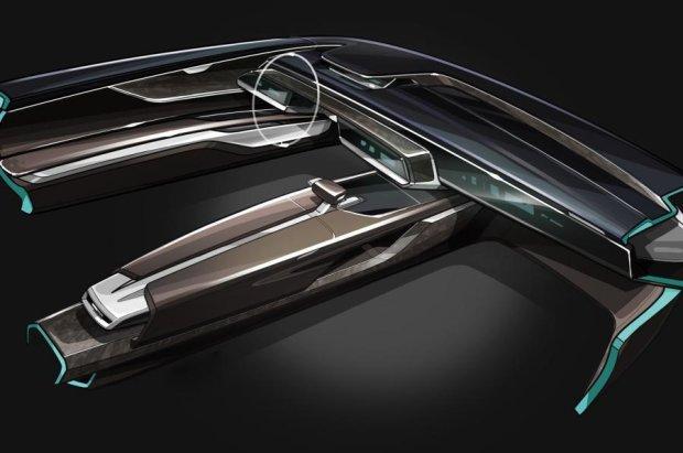 Audi A9 Prologue Avant concept