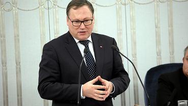 Senator Grzegorz Bierecki