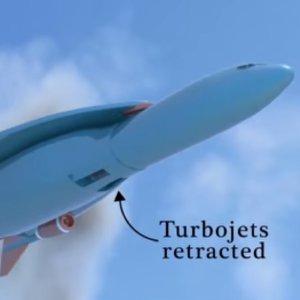 Airbus opatentowa� nowy odrzutowiec. Z N. Jorku do Londynu w... GODZIN�