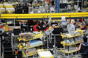 Amazon podnosi wynagrodzenia od września. Najniższa godzinowa stawka wyniesie 17,5 zł brutto