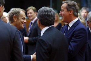 Obama gratuluje Tuskowi stanowiska; Cameron zachwycony s�owami polskiego premiera o znaczeniu reform w UE