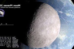 Tak wygląda nasz Księżyc od drugiej strony - NASA prezentuje nowy filmik