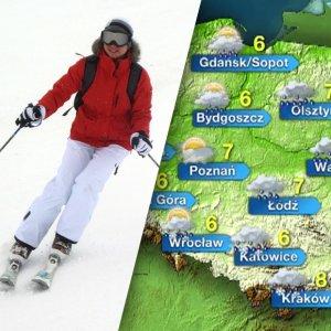 Dobre wiadomo�ci dla narciarzy. W g�rach b�dzie sypa� �nieg