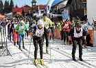 Bieg Piast�w. Komandor Serafin: Rekordowy festiwal narciarstwa