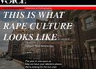 Studentki mają dość. Wytapetowały uniwersytecki kampus w proteście przeciw kulturze gwałtu