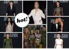 """Kim Kardashian, Anja Rubik, Emma Watson, Kendall Jenner, Conchita Wurst i inne gwiazdy na wielkim przyjęciu """"Vogue'a"""" w Paryżu"""