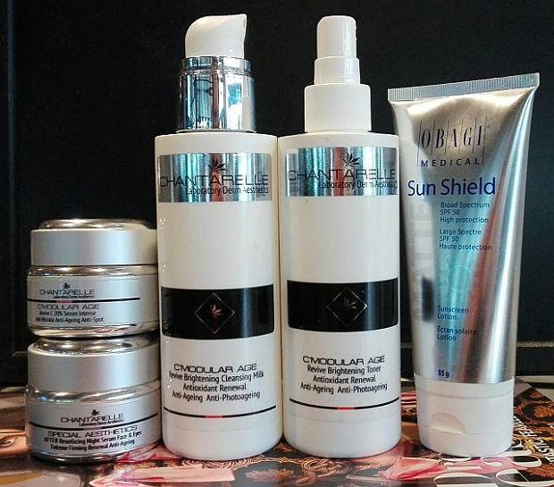 Kosmetyki Chantarelle i Obagi