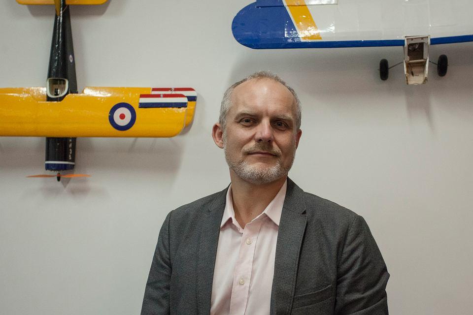 Grzegorz Rudno-Rudziński, wiceprezes Grupy Unity
