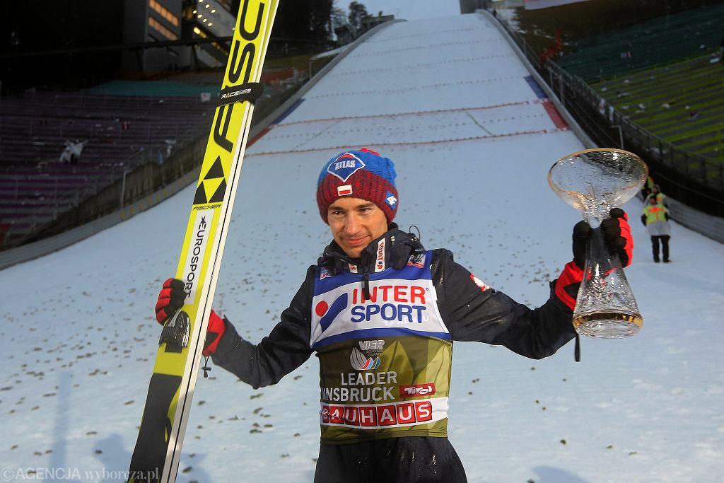 Kamil Stoch w Innsbruck