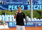 """Kamil Majchrzak zagra� w Pucharze Davisa. """"Spe�ni�em swoje marzenie"""""""