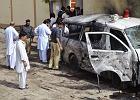 Krwawe zamachy na cmentarzach w Pakistanie i Afganistanie. Ofiary to kobiety, dzieci i policjanci