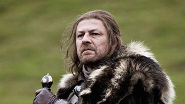 """""""Gra o tron"""" - Ned Stark"""
