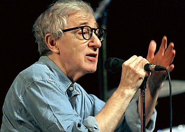 Logo z klasą: historia stand-up comedy - Woody Allen