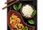Tajskie curry z krewetek