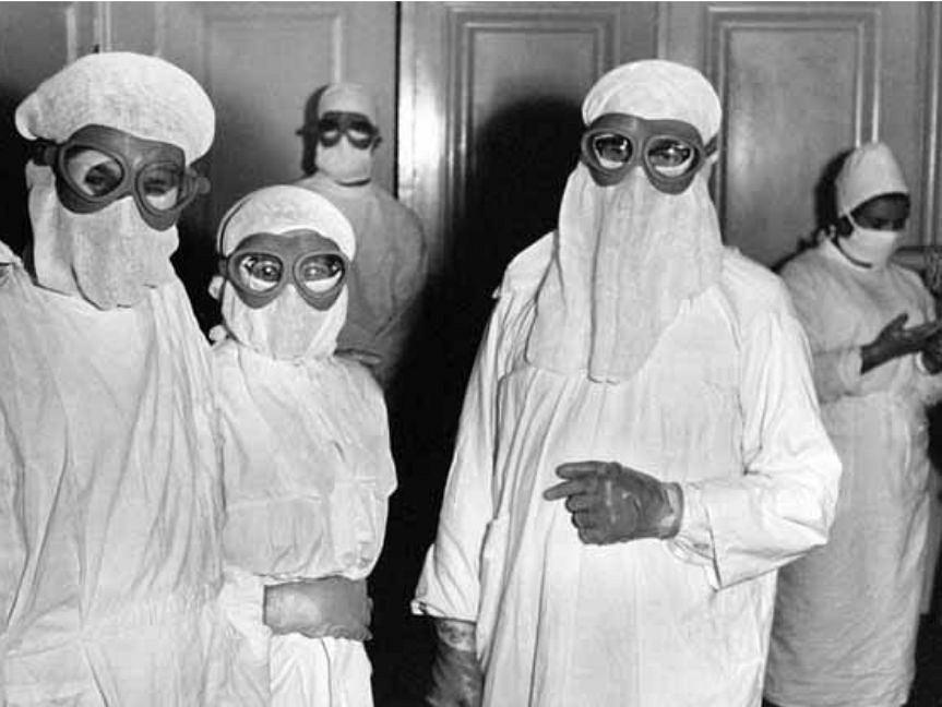 Tak wyglądał świat przed wynalezieniem szczepionek
