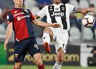 Krzysztof Piątek skomentował wyścig z Cristiano Ronaldo o koronę króla strzelców Serie A