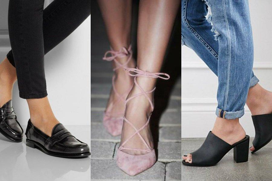 a79a905f4007 Buty na wiosnę i lato - trzy pary obuwia