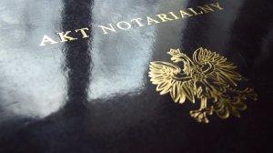 Akt notarialny przy budowie domu