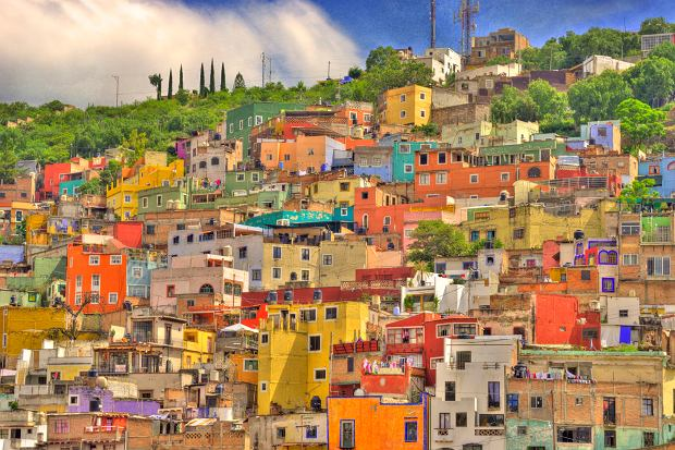 Guanajuato: kolorowe miasto z mumiami
