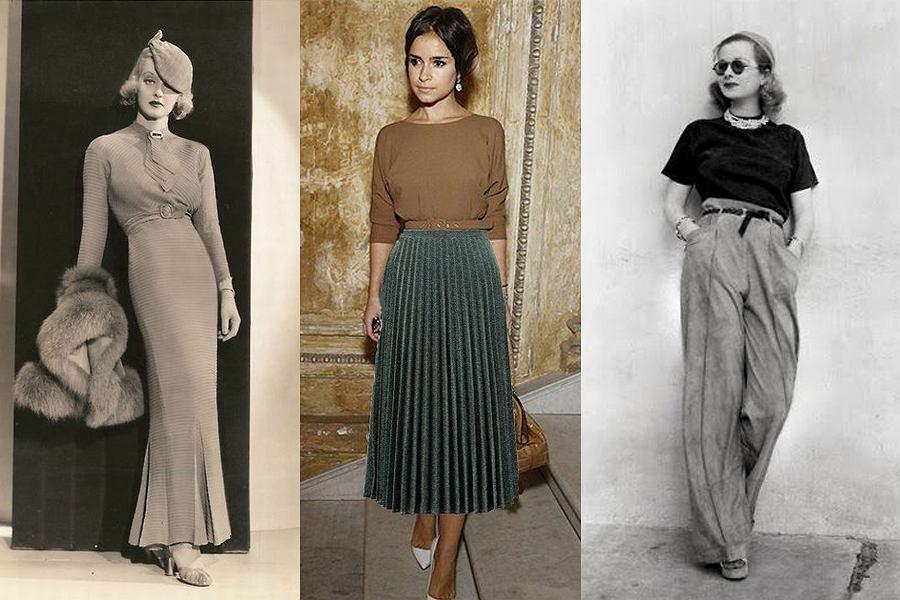 1f6f2482c8 Z cyklu  Historia mody w pigułce   lata 30.