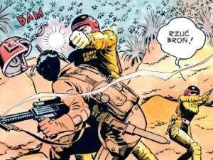 Funky Koval - komiksowe panienki i giwery ze stanu wojennego