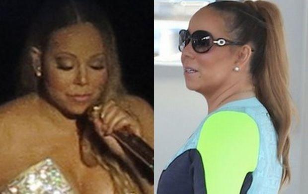 Mariah Carey wpadki zalicza nieustannie i to w ich kontekście, nie muzyki, którą tworzy, pojawia się najczęściej w kolorowej prasie. Piosenkarka nie ma szczęścia do kreacji, które wybiera nie tylko na wielkie gale, ale i na co dzień. I nie zawsze chodzi o zamiłowanie do za małych sukienek. Czasem powód wpadki jest o wiele bardziej zabawny.