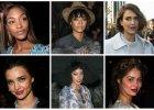 Gwiazdy na Paris Fashion Week: Najciekawsze fryzury i makija�e z pierwszego rz�du