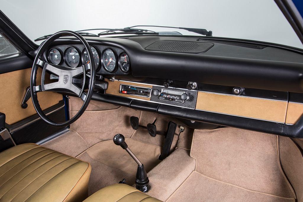 Deska rozdzielcza do Porsche 911 z lat 1969-1975