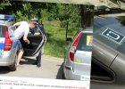 """Uber działa w Łodzi od tygodnia. Taksówkarze już dokonali """"obywatelskiego ujęcia"""" jednego kierowcy"""