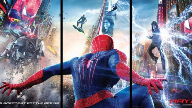 """""""Niesamowity Spider-Man 2"""" będzie filmem z doskonałym soundtrackiem!"""