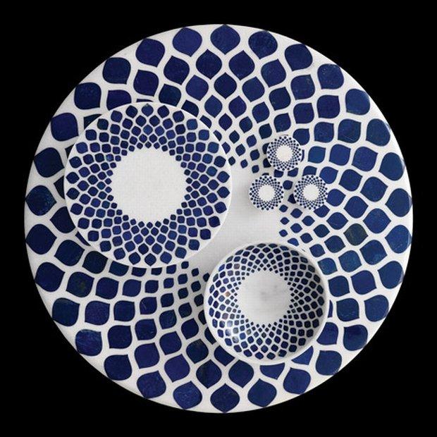 Kolekcja Pettal, proj. Bethan Gray i Abdul Karim Mitchell,  The Ruby Tree