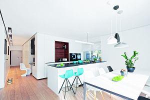 Krakowskie mieszkanie - funkcjonalno�� z charakterem
