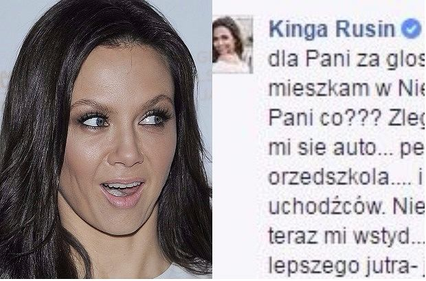 Kinga Rusin