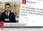 """Prezes odciął dziennikarzy w Zielonej Górze od TVN24. """"Został nam jedynie słuszny kanał TVP Info"""""""