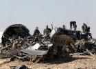 Rosja potwierdza, że na pokładzie airbusa wybuchła bomba